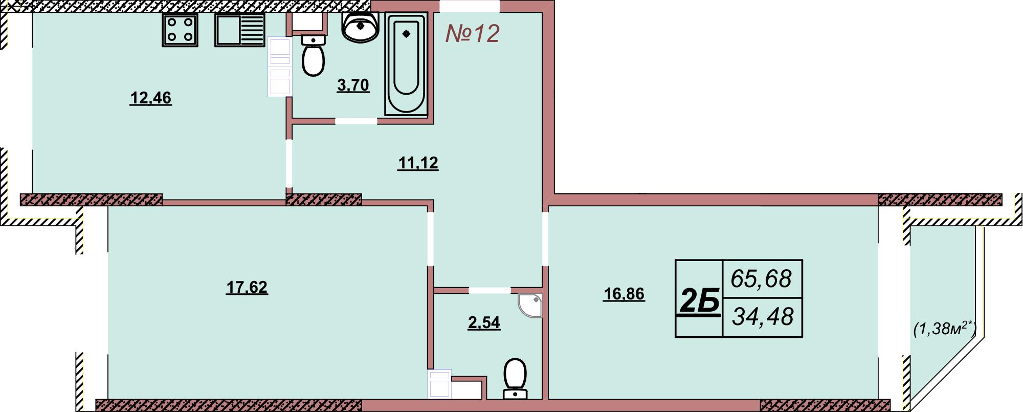 Квартира 12