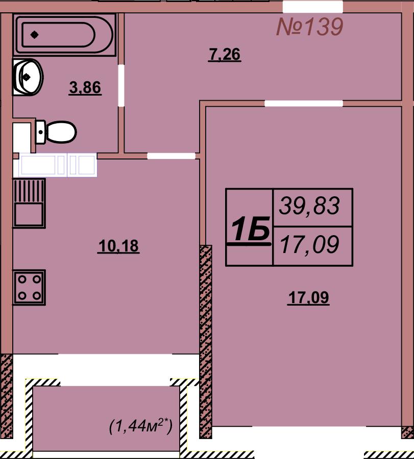 Квартира 139