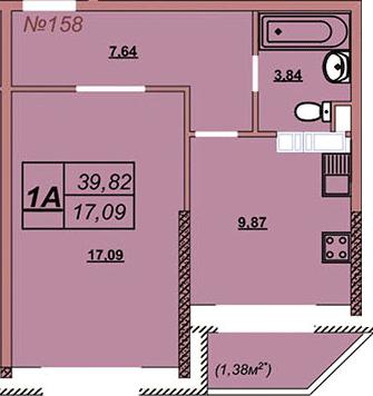 Квартира 158