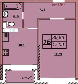 Квартира 159