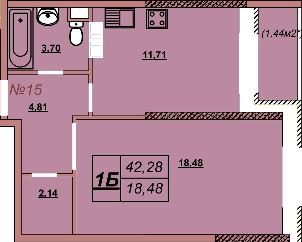 Квартира 15