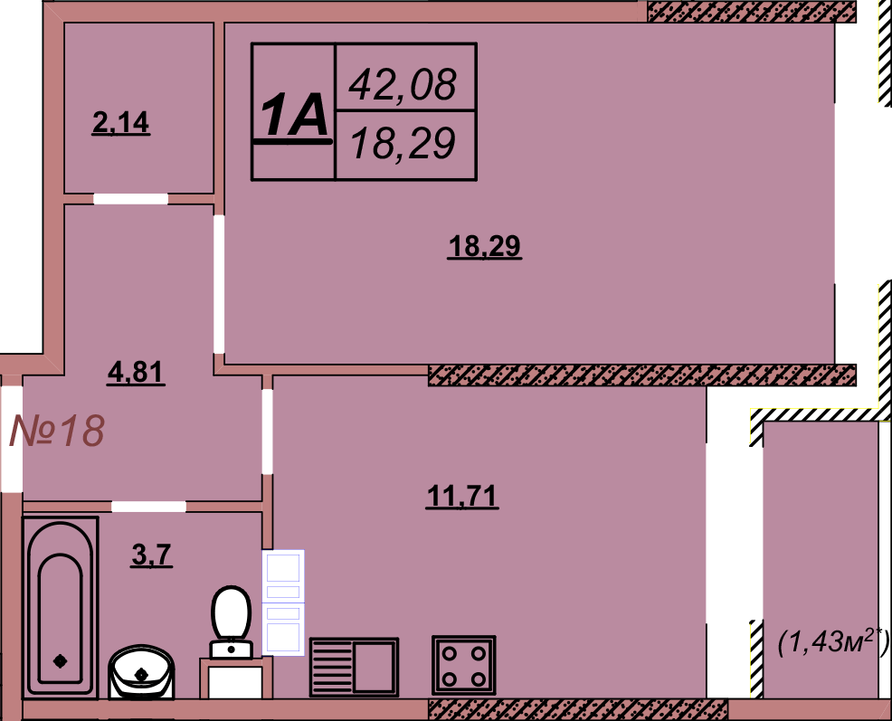 Квартира 18