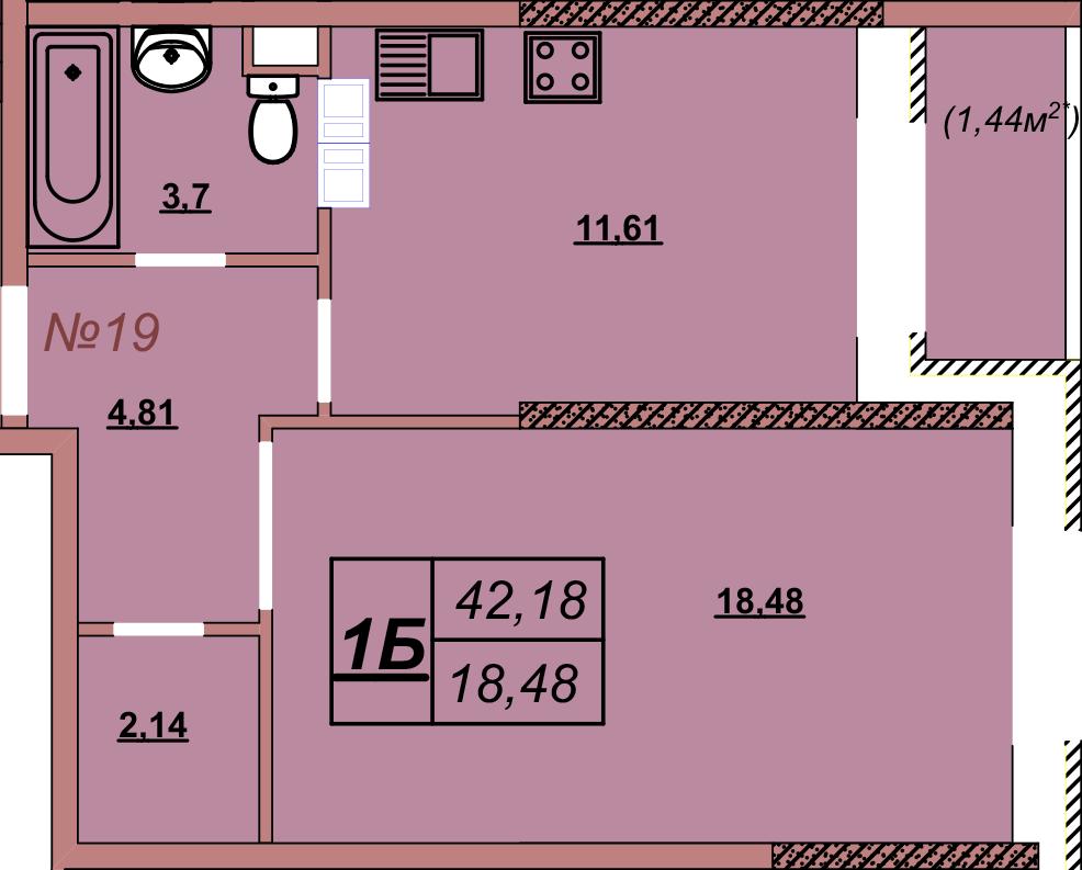 Квартира 19