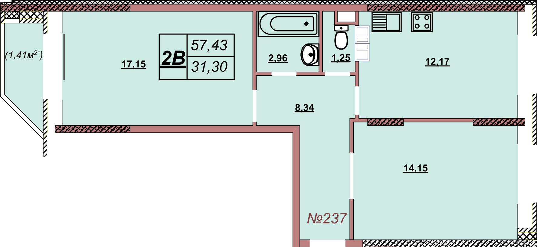 Квартира 237