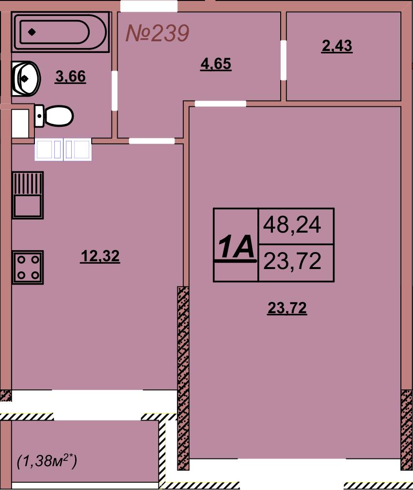 Квартира 239