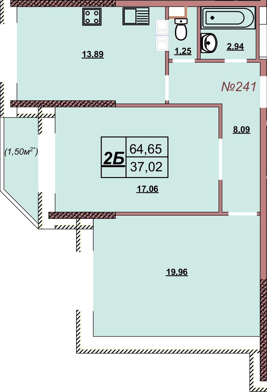 Квартира 241