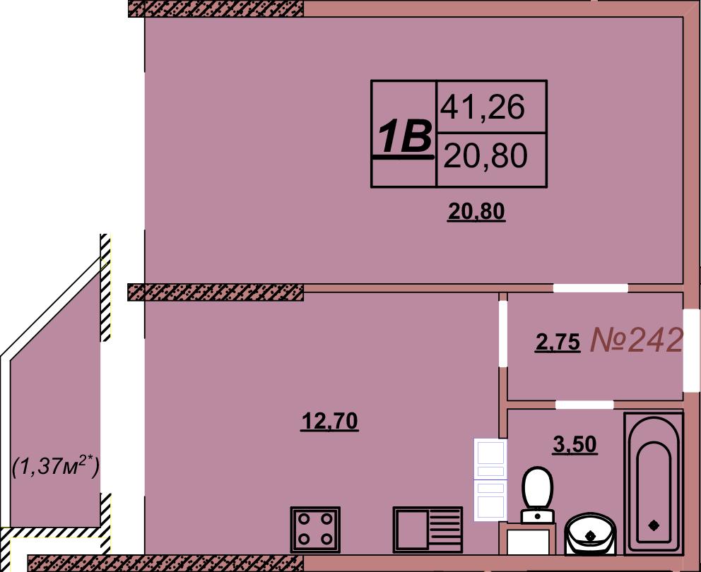 Квартира 242