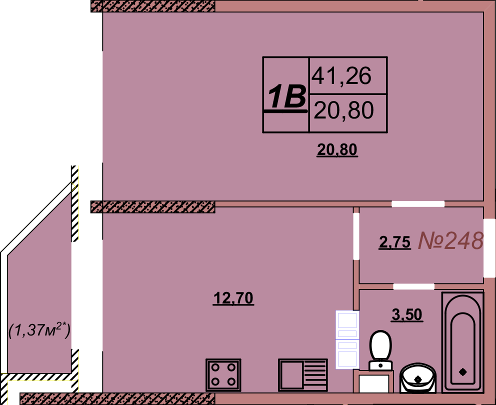 Квартира 248