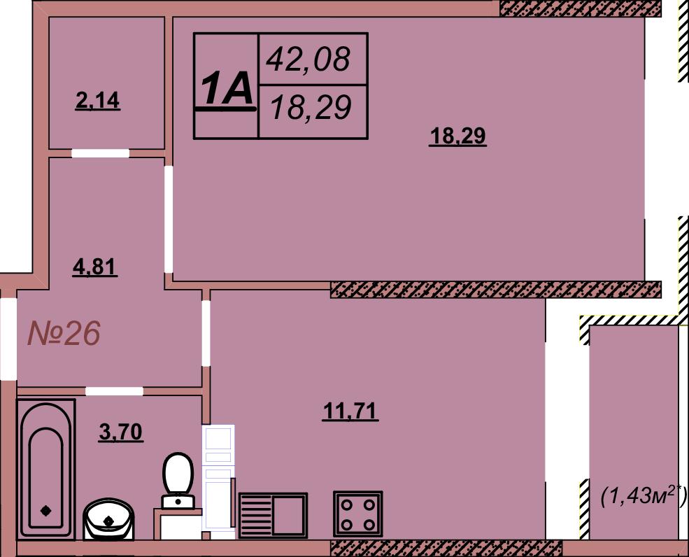 Квартира 26