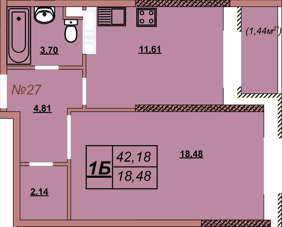 Квартира 27