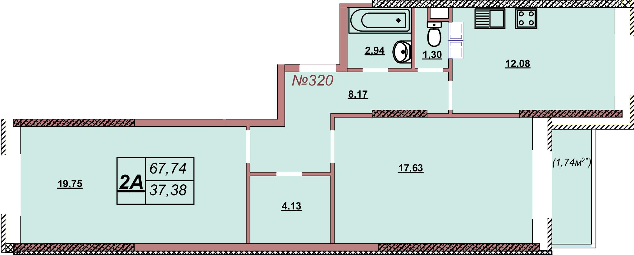 Квартира 320