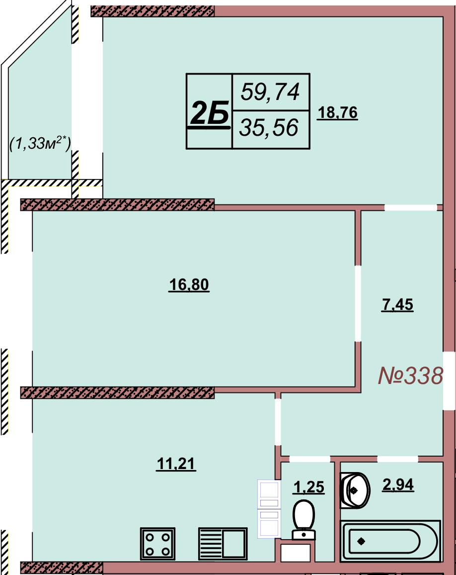 Квартира 338