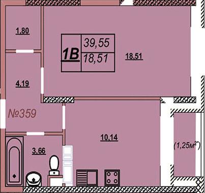 Квартира 359