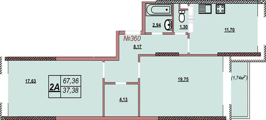 Квартира 360