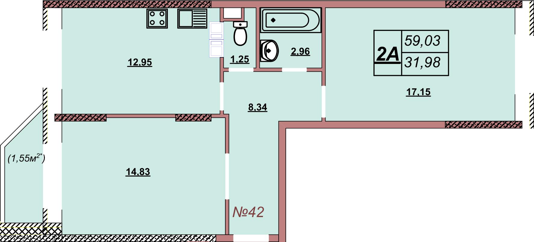 Квартира 42