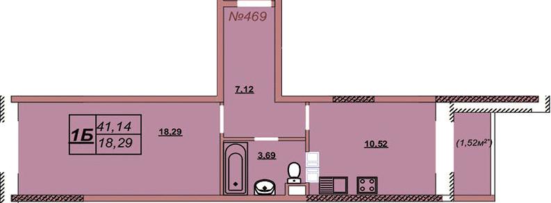 Квартира 469