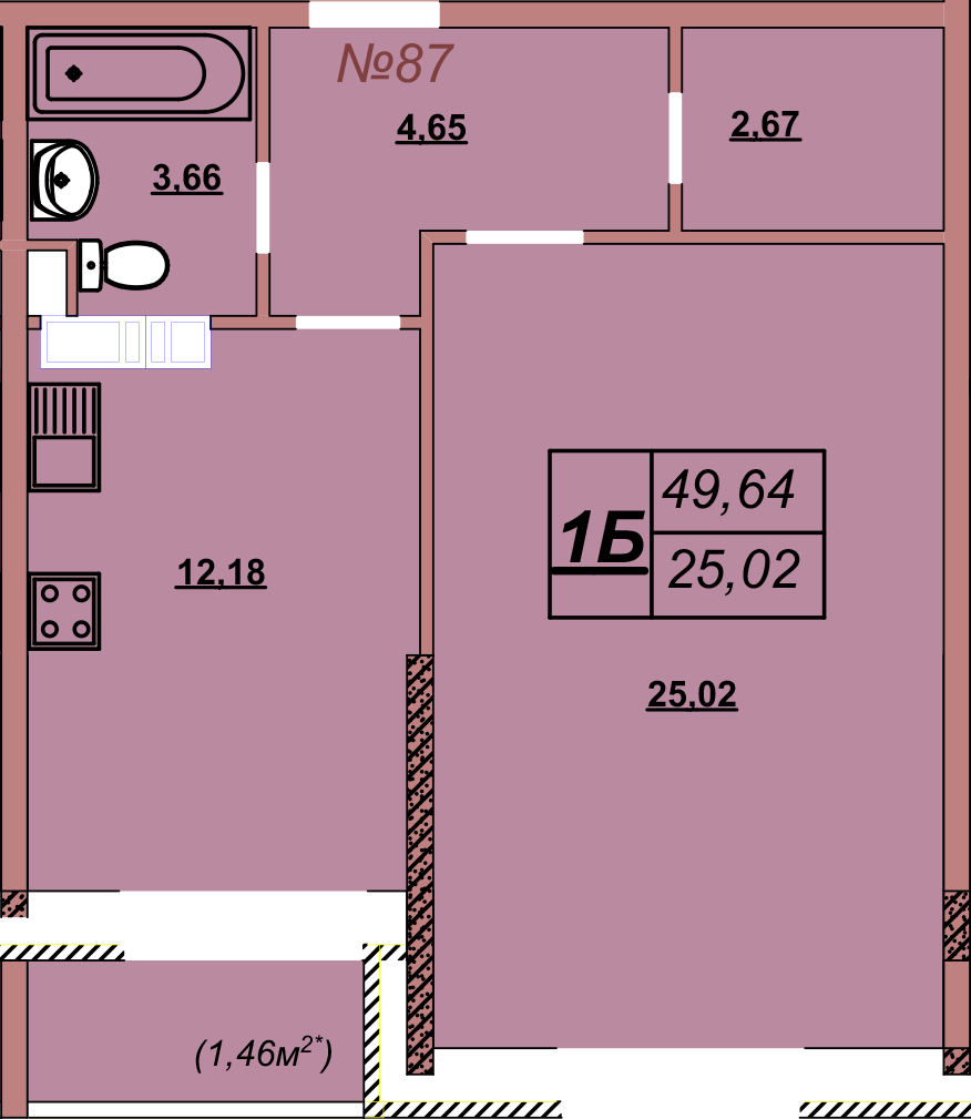 Квартира 87